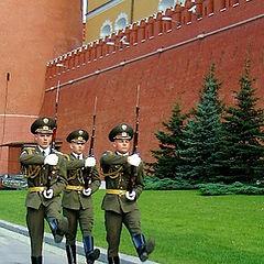 "фото ""kremlin guard"""