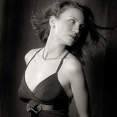 "фото ""Black'n'White portrait II"""