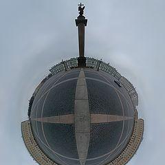 "photo ""Sankt-Peterburg. Dvorcovaja Square."""