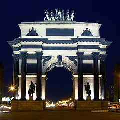 "photo ""Triumphal arch"""