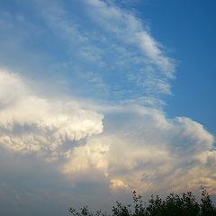 "фото ""Небо над Алабугой"""