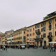 """фото """"Piazza Navona, Rome"""""""