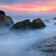 "фото ""The Magic Beach"""