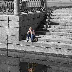 "фото ""Симметрия одиночества."""