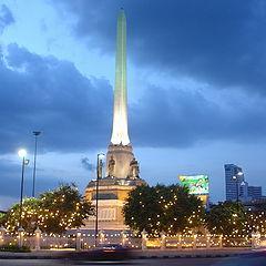 "фото ""Victory monument"""