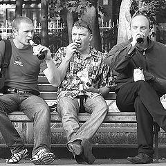"photo ""Three bogatyrs;)"""