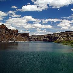 "фото ""Deep Lake"""