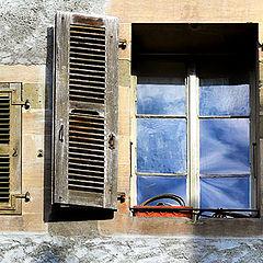 """фото """"Двор Бемон. Окно. (репост)"""""""