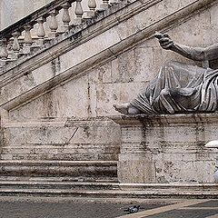 """фото """"Рим, Капитолий # 2"""""""