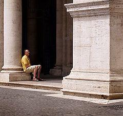 """фото """"Рим, Капитолий # 3"""""""