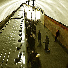 "album ""The Moscow underground"""