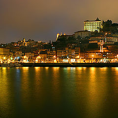 "photo ""Oporto by Night"""
