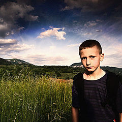 "photo ""Little Stefan"""