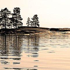 """фото """"Silent island"""""""