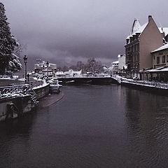 "photo ""Winter Town"""