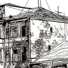 """фото """"Анатомия старых домов"""""""