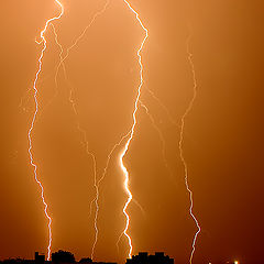 """фото """"30 seconds in the life of a storm..."""""""