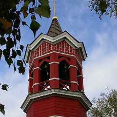 "фото ""Церковь Святого Георгия 1737."""