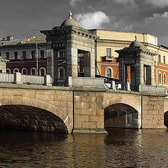 "photo ""Petersburg. Kalinkin bridge"""