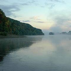 """фото """"Синий туман..."""""""