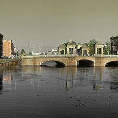 "photo ""Kalynkin bridge 2"""