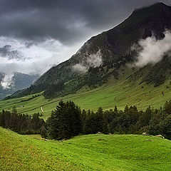 "photo ""Valley of rains"""