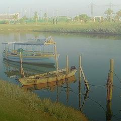 "photo ""River foggy..."""