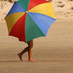 """фото """"Walking umbrella"""""""