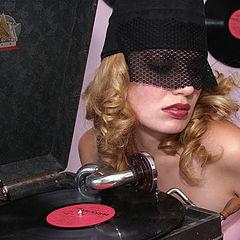 "photo ""DJ retro"""