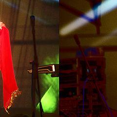 """фото """"танцы.. свет... цвет.."""""""