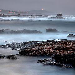 """фото """"Cold Blue Sea"""""""