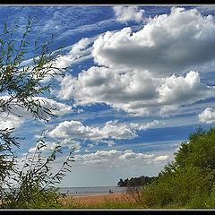 """фото """"Плывут облака"""""""