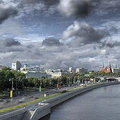 "photo ""Moscow postcard"""