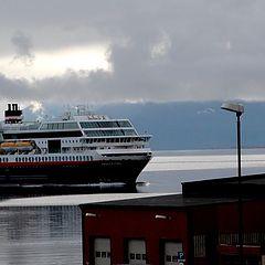 """фото """"coastal boat"""""""