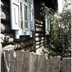 "photo ""Old front garden"""