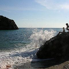 """фото """"Освященные морем"""""""