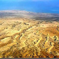 """фото """"Марсианский пейзаж-2( Пустыня Негев)"""""""