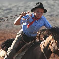 "фото ""Cowboy"""