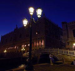 "фото ""Venecian lantern (night)"""