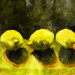 """фото """"3 lemons"""""""