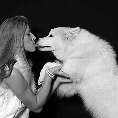 """photo """"Kissing"""""""