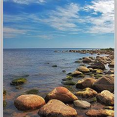 """фото """"Небо, камни и вода"""""""