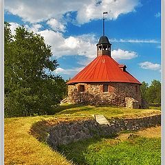 "photo ""Korela fortress postcard"""