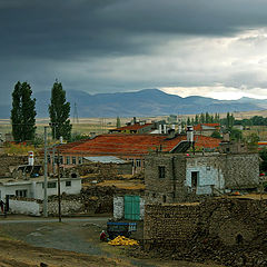 "photo ""Mountain village. Turkey"""