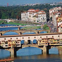 "photo ""Ponte Vecchio"""