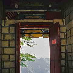 """photo """"Door to the Heaven"""""""