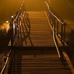 """photo """"The brige across forever"""""""
