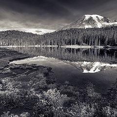 "photo ""Reflection Lakes"""