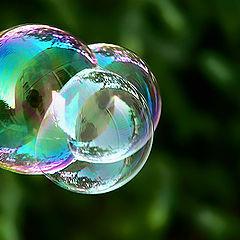 """фото """""""" Мыльная опера - или в поисках четвертого пузыря. """""""""""