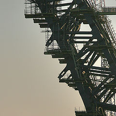 """фото """"Строится мост..."""""""